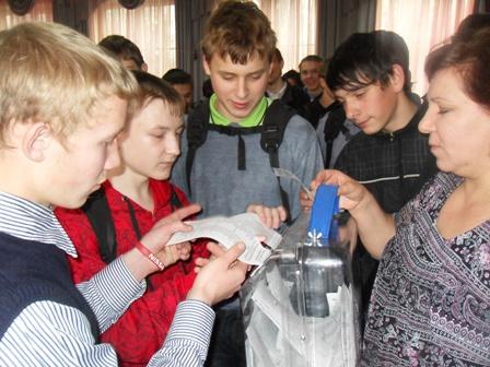 Выборы в студенческий совет