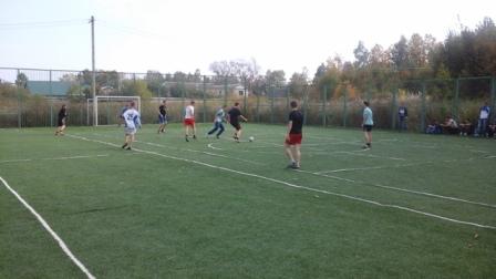 Спартакиада по мини-футболу