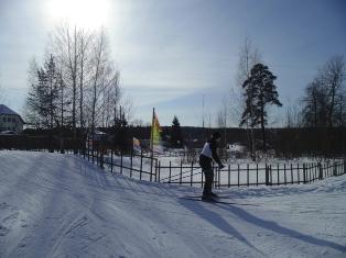 Лыжные гонки 2018