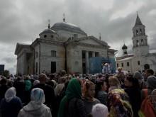 Визит Патриарха Московского и всея Руси Кирилла в Торжок