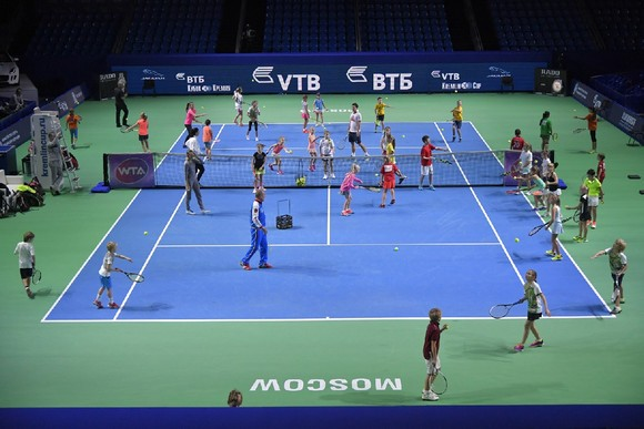 XXX Юбилейный Международный теннисный турнир «ВТБ Кубок Кремля»