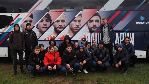 Автопробег «Наши парни. Москва – Санкт-Петербург»