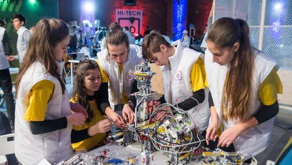 Международный конкурс детских инженерных команд «Кванториада» — 2019