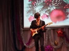 Новогодний студенческий концерт