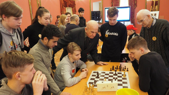 Первенство побыстрым шахматам, кубок ФГУКВИЭМ