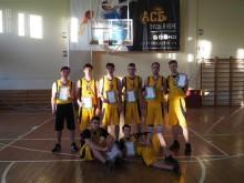 Финал кубка Торжка побаскетболу среди студентов