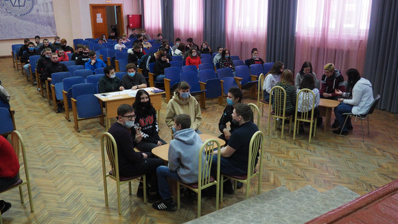 Викторина «День студента»